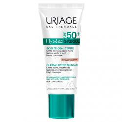 URIAGE Hyséac 3-Regul soin global teinté SPF50 tube 40ml
