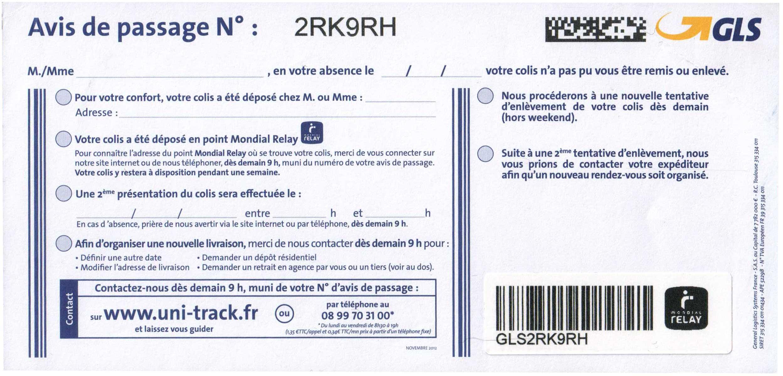 Livraison pharmacie en ligne prado mermoz - Agence livraison mondial relay ...
